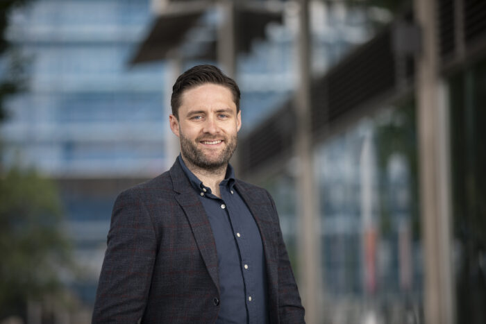 Daniel McGlade CEO of Oroson